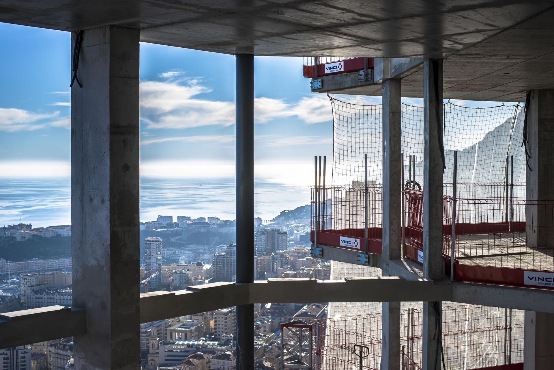 La tour od on chef d uvre architectural exceptionnel for Architecte monaco